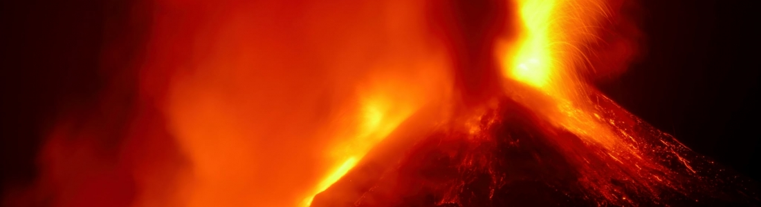 February 23, 2021. EN . Peru : Sabancaya , Chile : Laguna del Maule , Italy / Sicily : Etna , Ecuador : Reventador .