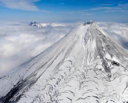 November 11, 2019. EN . Alaska : Shishaldin , Mexico : Colima , El Salvador : Santa Ana (Llamatepec) , Indonesia : Karangetang .