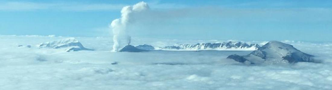 20 Octobre 2018. FR . Alaska : Veniaminof , La Réunion : Piton de la Fournaise , Chili : Osorno , Indonésie : Anak Krakatau .