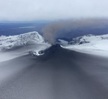 24 Juillet 2020. FR . Islande : Péninsule de Reykjanes , Alaska : Veniaminof , Hawaii : Mauna Loa , Equateur : Reventador , Mexique : Popocatepetl .
