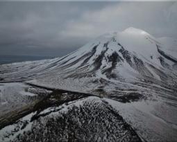 February 22, 2020. EN . Indonesia : Merapi , Alaska : Semisopochnoi , El Salvador : San Miguel (Chaparrastique) , Guatemala : Fuego .