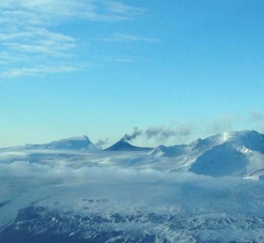 May 01 , 2019. EN. Alaska : Veniaminof , Kamchatka : Ebeko , Colombia : Chiles / Cerro Negro , Kilauea : Hawaii , La Reunion : Piton de la Fournaise .