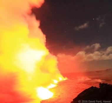 December 19 , 2016. EN.  Kilauea , Popocatepetl , Turrialba .