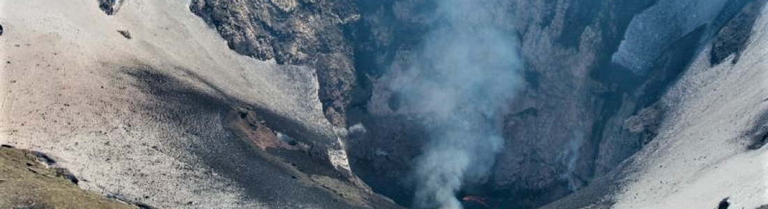 August 24, 2019. EN. Alaska : Shishaldin , Mexico : Colima , Colombia : Nevado del Huila , Indonesia : Anak Krakatau , Italy : Stromboli .