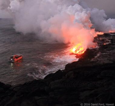 December 26, 2016. EN.  Bogoslof , Kilauea , Tungurahua , Turrialba .