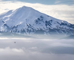 February 29, 2020. EN. El Salvador : San Miguel (Chaparrastique) , Alaska : Great Sitkin , Indonesia : Karangetang , Guatemala : Santiaguito .
