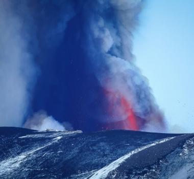 March 13, 2021. EN . Italy / Sicily : Etna , Iceland : Reykjanes Peninsula , Kamchatka : Klyuchevskoy , Philippines : Taal , Hawaii : Kilauea .