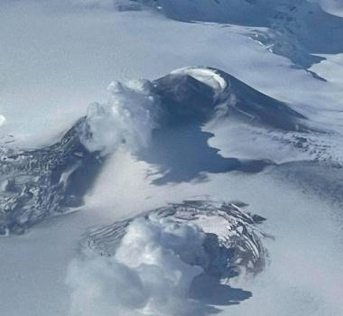 March 23, 2021. EN . Alaska : Veniaminof , Philippines : Taal , Guatemala : Pacaya , Peru : Sabancaya , Indonesia : Sinabung .