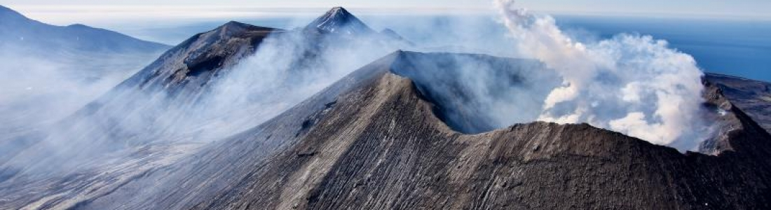 13 Aout 2021. FR. Alaska : Semisopochnoi , Kamchatka : Sheveluch , Chili : Nevados de Chillan , Hawaii : Kilauea , Costa Rica : Turrialba / Poas / Rincon de la Vieja / Irazu .