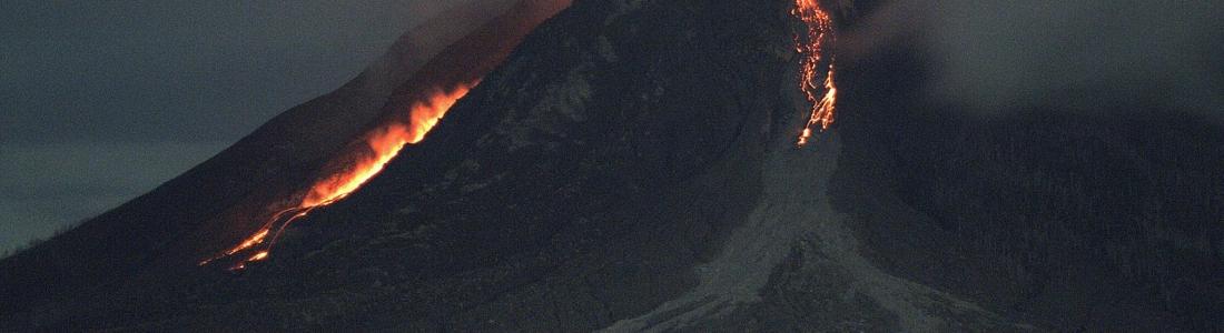 March 13 , 2017. EN.  Sinabung , Bogoslof , Tungurahua , Fuego .