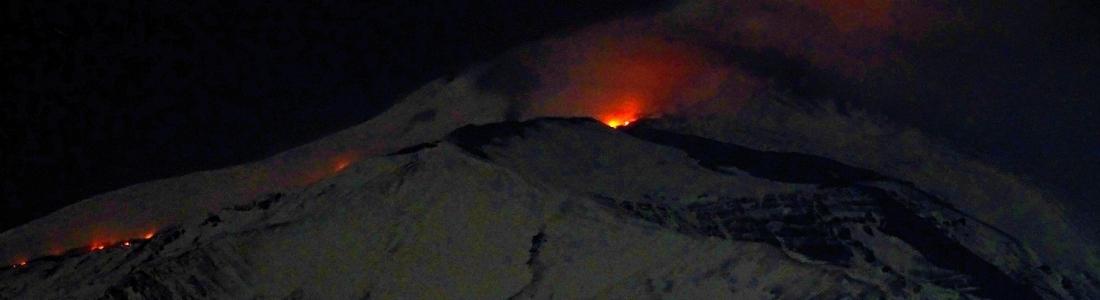 April 07 , 2017. EN.  Banda Api , Copahue , Poas , Etna .