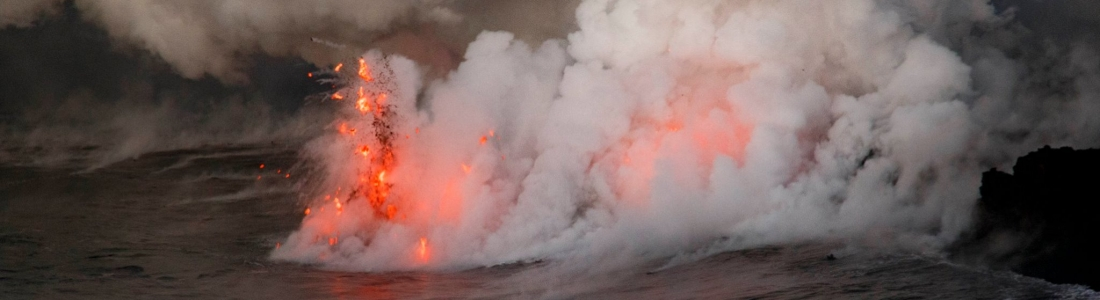 23/04/2017. FR. Poas , Mauna Loa , Kilauea , Copahue .