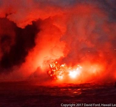 May 05 , 2017. EN.  Misti , San Miguel  (Chaparrastique ) , Kilauea , Poas , Fuego .