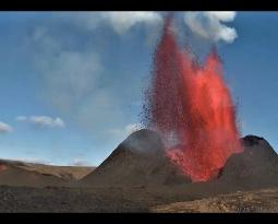 May 12, 2021. EN . Italy : Stromboli , Italy / Sicily : Etna , Iceland : Geldingadalur , Philippines : Bulusan , Chile : Cerro Hudson .