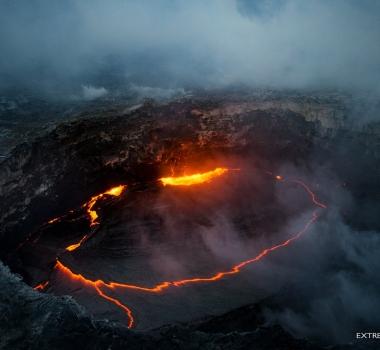 14/06/2017. FR . Kilauea , Bogoslof , Villarica , Tenerife .