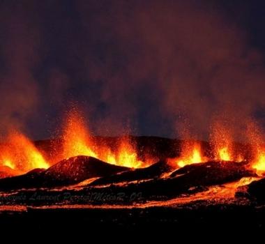 July 17 , 2017. EN.  Piton de la Fournaise , Sinabung , Fuego , Turrialba .