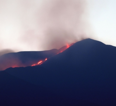 June 07, 2021. EN. Italy / Sicily : Etna , Iceland : Geldingadalur / Fagradalsfjall , Philippines : Pinatubo , Indonesia : Semeru , Ecuador : Reventador .