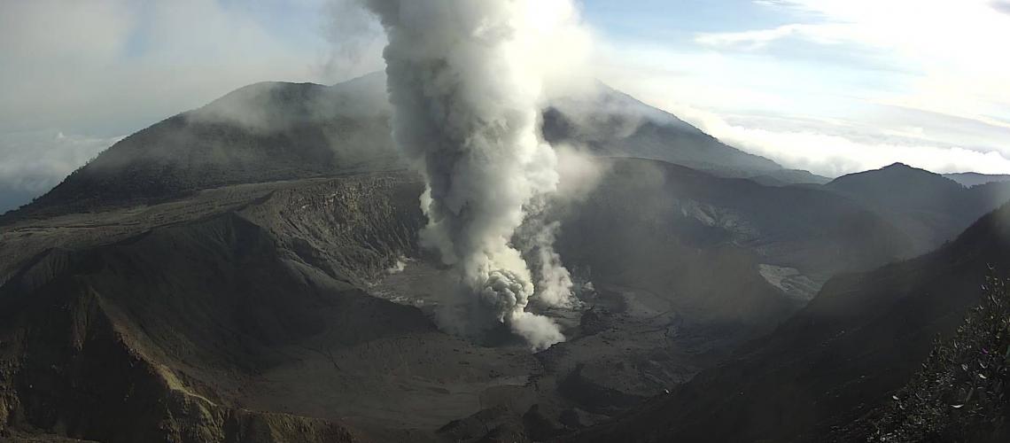 30/06/2017. FR . Nevado Del Ruiz , Bogoslof , Lō'ihi , Poas .