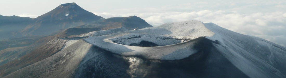 January 08, 2016. EN. Puracé , Bárðarbunga , Mauna-Loa .