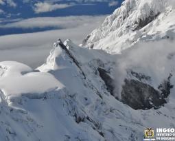 July 18 , 2018. EN.  Colombia : Nevado del Huilà , Hawai : Kilauea , Peru : Sabancaya , Mexico : Popocatepetl .