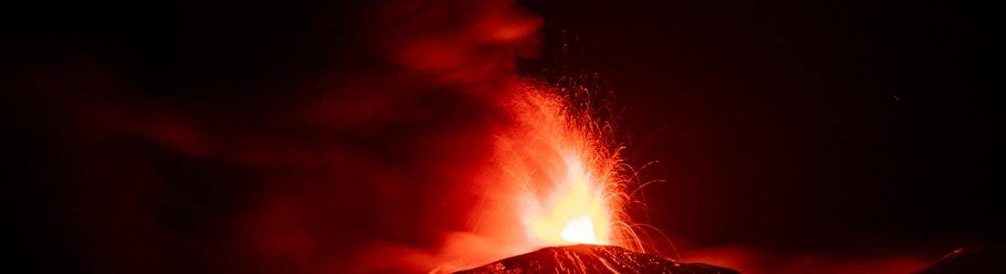 20 Juin 2021. FR. Italie / Sicile : Etna , Italie : Stromboli , Indonésie : Ili Lewotolok , Hawaii : Mauna Loa , Mexique : Popocatepetl .