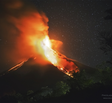 October 30 , 2016. EN. Turrialba , Irazu , Fuego , Mauna Loa .