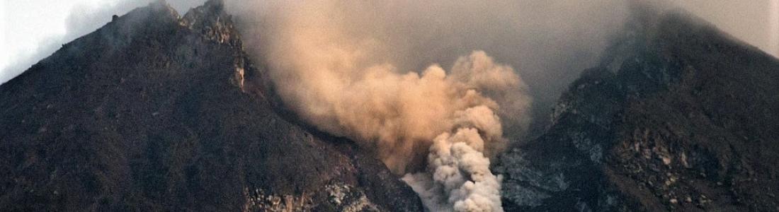 01 Fevrier 2019. FR. Indonesie : Merapi , Chili : Guallatiri , Chili : Nevados de Chillan , Colombie : Chiles / Cerro Negro , Guatemala : Fuego .