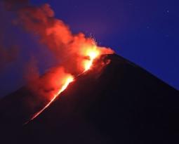 May 31, 2020. EN . Kamchatka : Klyuchevskoy , Vanuatu Archipelago : Yasur , Indonesia : Merapi , Mexico : Popocatepetl .