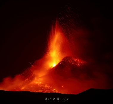 June 26, 2021. EN. Italy / Sicily : Etna , Indonesia : Merapi , Italy : Stromboli , Ecuador : Reventador , Guatemala : Santiaguito .