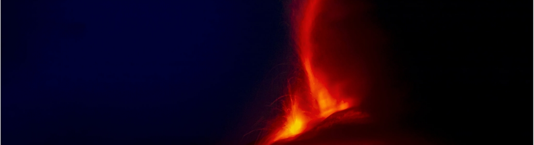 June 27, 2021. EN. Italy / Sicily : Etna , Alaska : Gareloi , Chile / Argentina : Nevados de Chillan , Iceland : Geldingadalur / Fagradalsfjall .