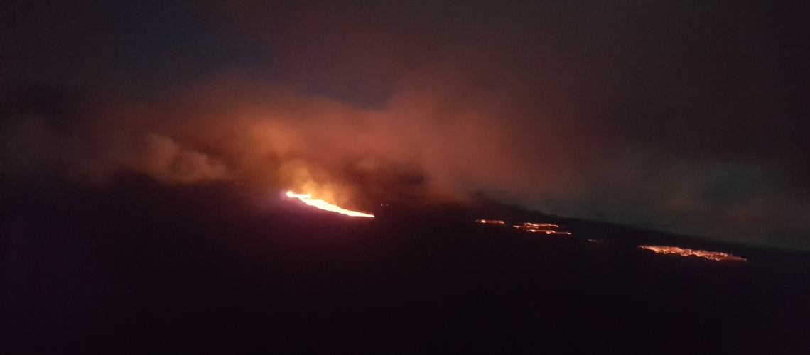 August 09 , 2017. EN.  Piton de la Fournaise , Bogoslof , Sheveluch , Sabancaya , Fuego .