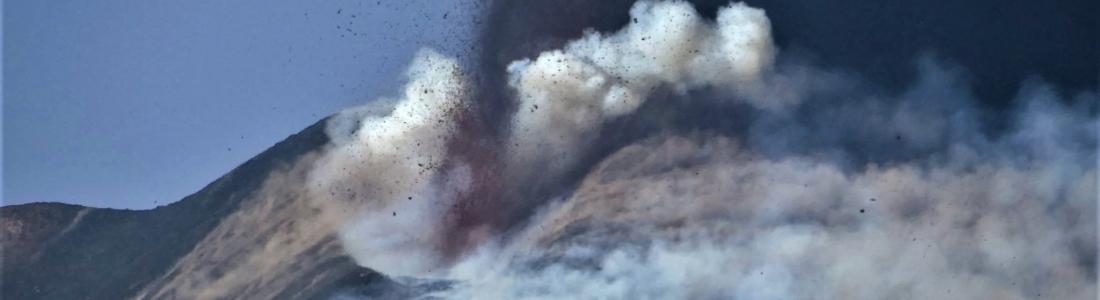 01 Juillet 2021. FR. Italie / Sicile : Etna , Italie : Stromboli , Islande  : Geldingadalur / Fagradalsfjall , Philippines : Taal ,Hawaii : Kilauea ,Japon : Suwanosejima .