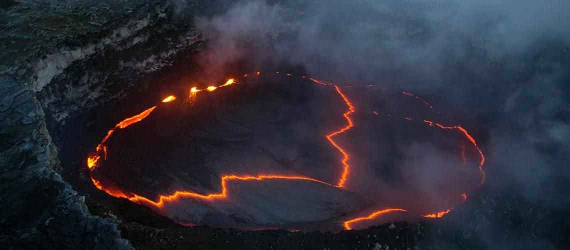 September 24 , 2017. EN. Agung , Copahue , Kilauea , Popocatepetl .