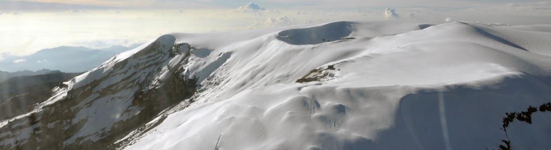 08/10/2015. Français. Copahue , Grimsvötn , Nevado del Ruiz.