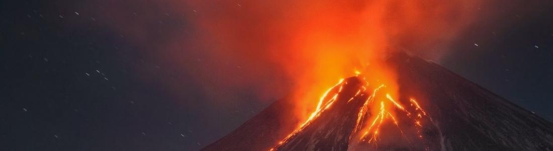 11/01/2017. FR. Nevado Del Ruiz , Klyuchevskoy , Popocatepetl , Colima , Dukono .