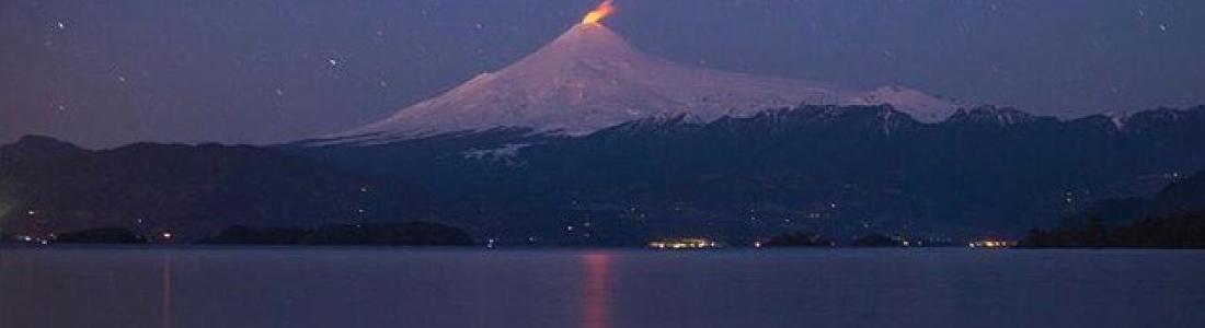 08 Juillet 2019. FR. Chili : Villarica , Guatemala : Santiaguito , Indonésie : Agung , El Salvador : San Miguel ( Chaparrastique ) .