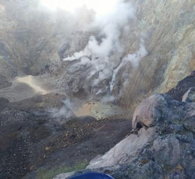 October 07 , 2017. EN. Agung , Bárðarbunga , Fuego , Mauna Loa .