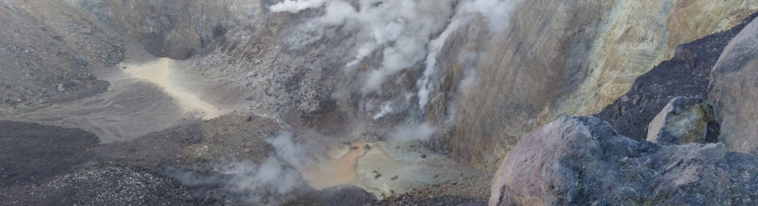 07/10/2017. FR. Agung , Bárðarbunga , Fuego , Mauna Loa .
