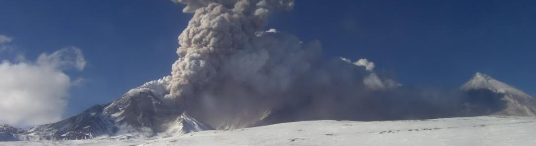 20 Décembre 2017. FR. Bezymianny , Osorno , Nevados de Chillan , Kanlaon .
