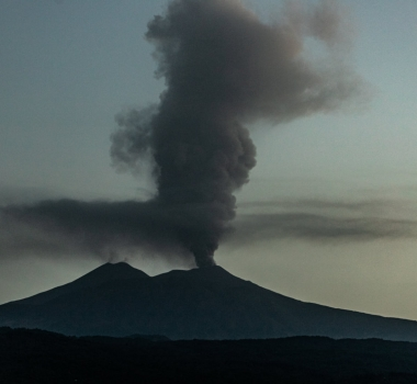 July 27, 2021. EN . Italy / Sicily : Etna , Philippines : Taal , Peru : Sabancaya , Chile : Nevados de Chillan , Iceland : Katla .