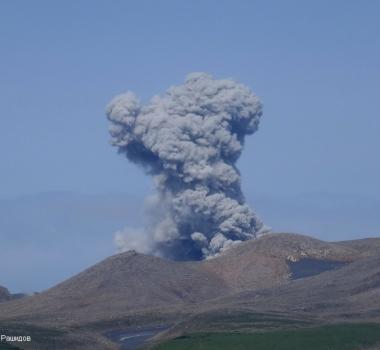 April 25, 2020. EN. Indonesia : Merapi , Kamchatka : Ebeko , Italy : Campi Flegrei , Costa Rica : Rincon de la Vieja , Guatemala : Fuego .