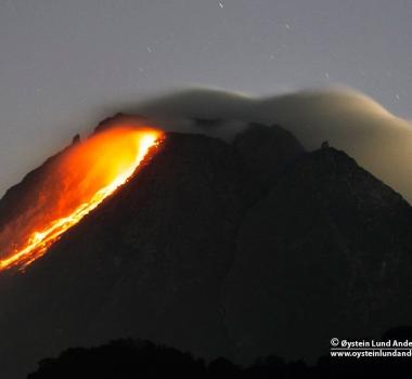 August 16, 2021. EN. Alaska : Semisopochnoi , Philippines : Taal , Indonesia : Merapi , Russia / Northern Kurils : Chirinkotan , Chile : Nevados de Chillan .