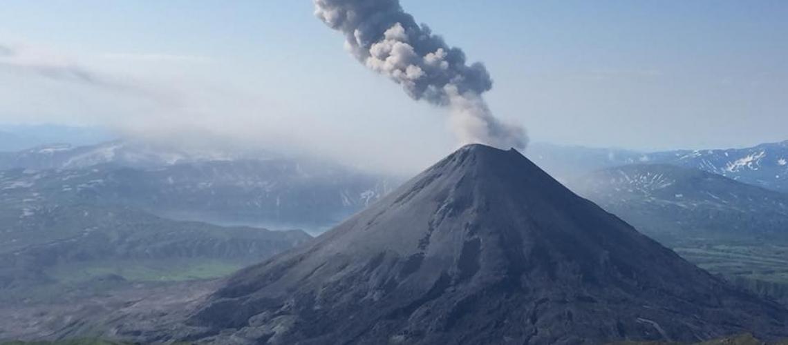 July 30 ,  2018.  EN.  Kamchatka : Karymsky , Indonesia : Lombok , Hawai : Kilauea , La Réunion : Piton de la Fournaise .