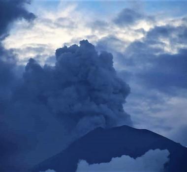 26 November 26 , 2017. EN. Agung , Ruapehu , Sierra Negra , Popocatepetl .