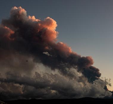 August 30, 2021. EN . Italy / Sicily : Etna , Hawaii : Kilauea , Ecuador : Reventador , Guatemala : Fuego , Alaska : Semisopochnoi .