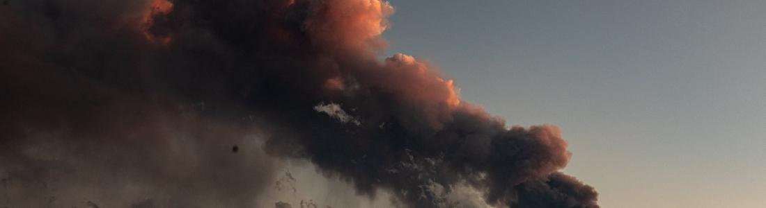 30 Aout 2021. FR. Italie / Sicile : Etna , Hawaii : Kilauea , Equateur : Reventador , Guatemala : Fuego , Alaska : Semisopochnoi .