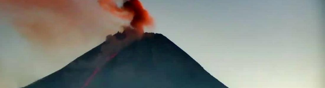 September 04 , 2021. EN. Indonesia : Merapi , La Martinique : Montagne Pelée , Philippines : Taal , Iceland : Askja , Hawaii : Mauna Loa .