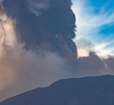 September 21 , 2021 . EN. Italy / Sicily : Etna .