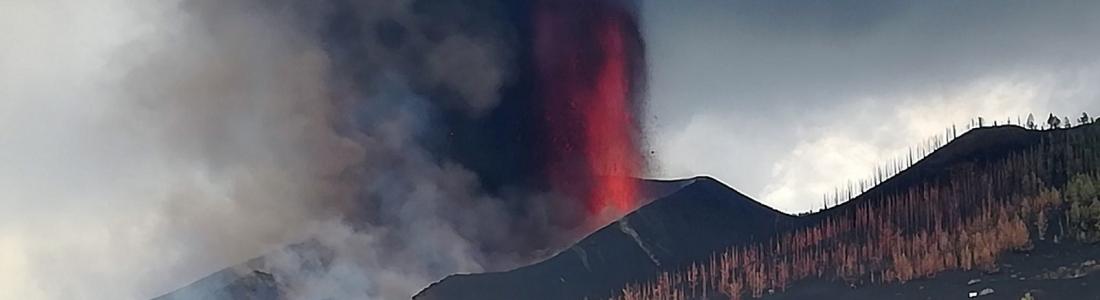 October 08 , 2021. EN. Hawaii : Kilauea , Spain / La Palma : Cumbre Vieja , Philippines : Taal, Alaska : Semisopochnoi , Indonesia : Ili Lewotolok .