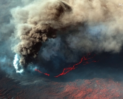 October 15, 2021. EN. Spain / La Palma : Cumbre Vieja , Iceland : Reykjanes Peninsula , Hawaii : Kilauea , Philippines : Taal , Indonesia : Kerinci , Mexico : Popocatepetl .